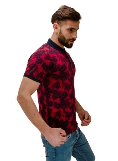Comienzo Tişört Kırmızı